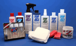 Autobahn Uses Zaino Detailing Products